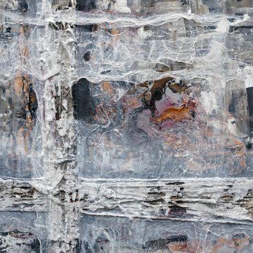 No. 69 / 02.2017 / mixed media / 100 x 100 cm