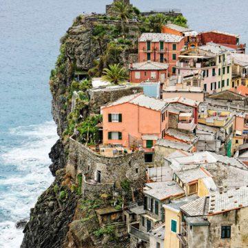 Cinque Terre, Italien 2014