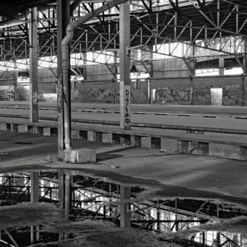 ehemaliger Güterbahnhof, Duisburg