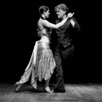 Martin Sieverding und Janina Funken im Consol Theater 2015