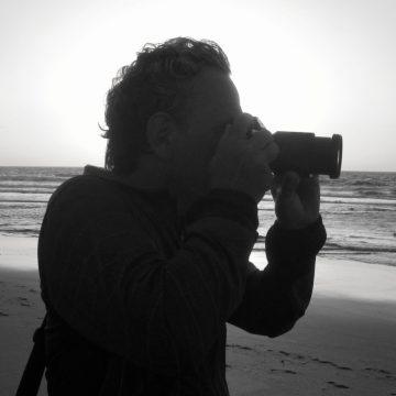 Martin Sieverding auf Fuerteventura