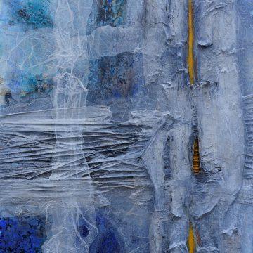No. 103 / 09.2017 / Acryl, mixed media / 100 x 140 cm