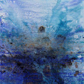 No. 99 / 02.2017 / Acryl / mixed media / 2 x 200 x 130 cm